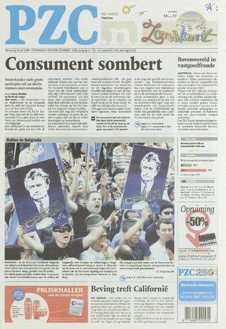 Provinciale Zeeuwse Courant 2008-07-30