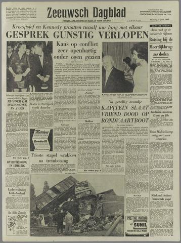 Zeeuwsch Dagblad 1961-06-05