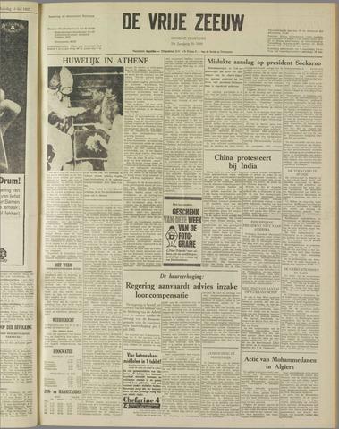 de Vrije Zeeuw 1962-05-15