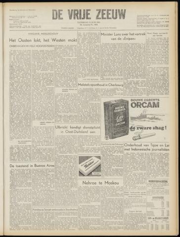 de Vrije Zeeuw 1955-06-11