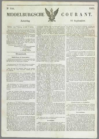 Middelburgsche Courant 1865-09-16