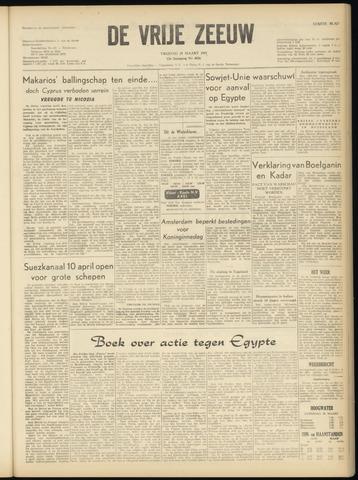 de Vrije Zeeuw 1957-03-29