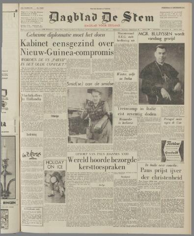 de Stem 1961-12-27