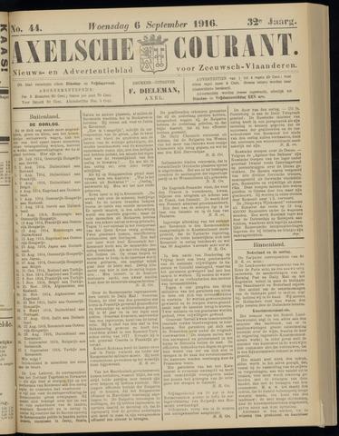 Axelsche Courant 1916-09-06
