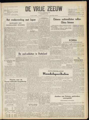 de Vrije Zeeuw 1951-08-03