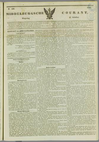 Middelburgsche Courant 1846-10-27
