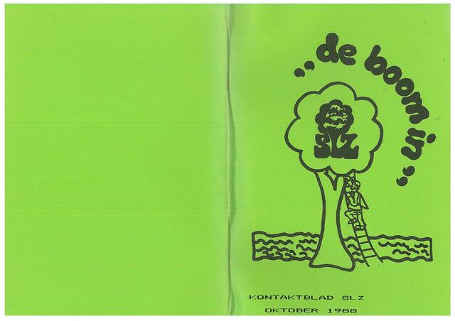 Landschapsbeheer Zeeland - de Boom in 1988-10-01
