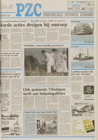 Provinciale Zeeuwse Courant 1991-05-25