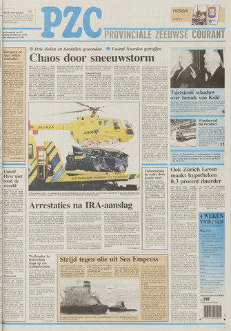Provinciale Zeeuwse Courant 1996-02-20