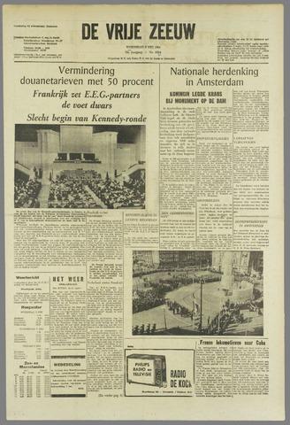de Vrije Zeeuw 1964-05-06