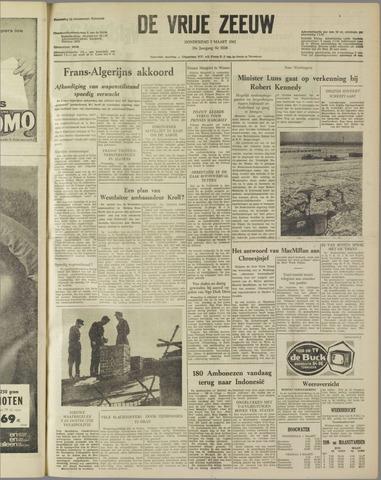 de Vrije Zeeuw 1962-03-01