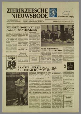Zierikzeesche Nieuwsbode 1974-03-07