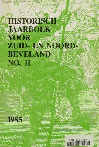 Historisch Jaarboek Zuid- en Noord-Beveland 1985-01-01
