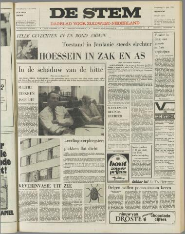 de Stem 1970-06-11