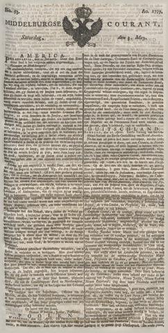 Middelburgsche Courant 1777-05-03