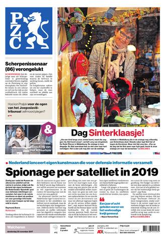 Provinciale Zeeuwse Courant 2017-11-30