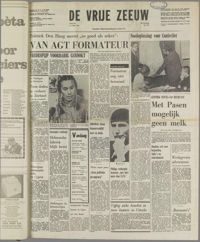 de Vrije Zeeuw 1973-04-10
