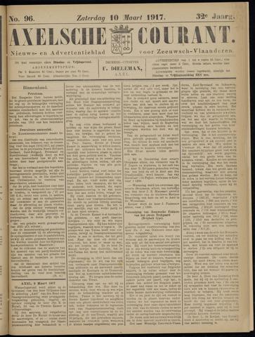 Axelsche Courant 1917-03-10