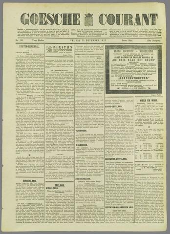 Goessche Courant 1932-11-25