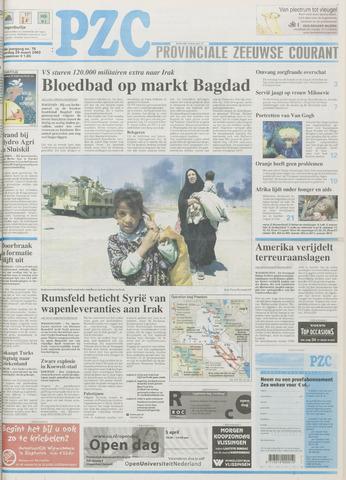 Provinciale Zeeuwse Courant 2003-03-29