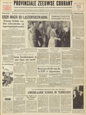 Provinciale Zeeuwse Courant 1963-10-05
