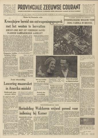 Provinciale Zeeuwse Courant 1960-09-26