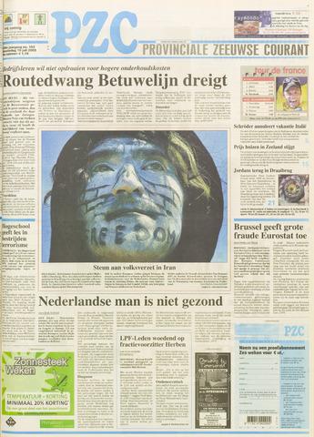 Provinciale Zeeuwse Courant 2003-07-10