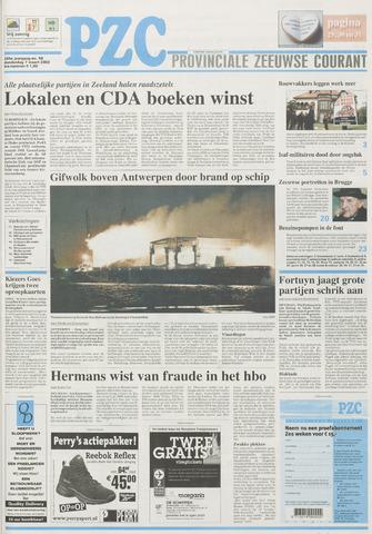 Provinciale Zeeuwse Courant 2002-03-07