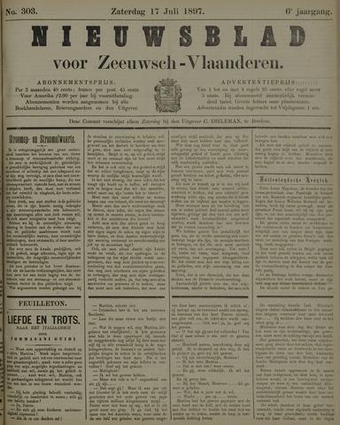Nieuwsblad voor Zeeuwsch-Vlaanderen 1897-07-17