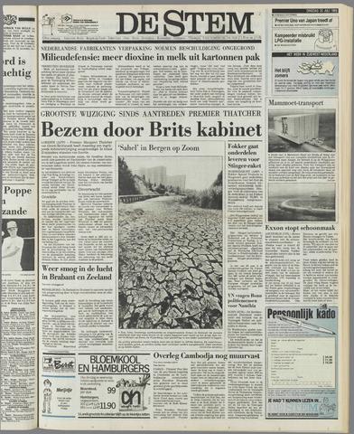 de Stem 1989-07-25