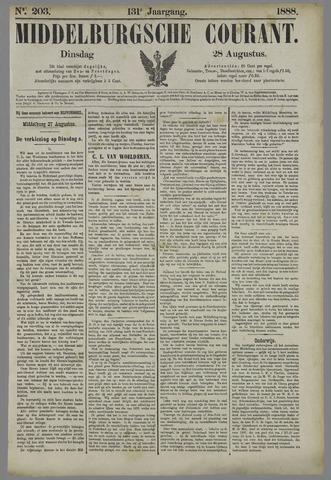 Middelburgsche Courant 1888-08-28