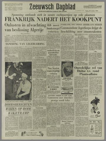 Zeeuwsch Dagblad 1960-10-28