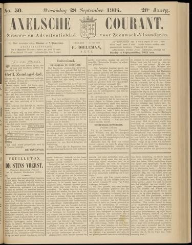 Axelsche Courant 1904-09-28