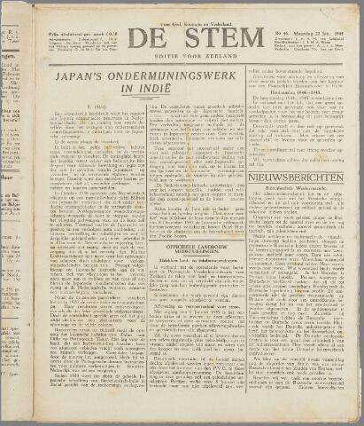 de Stem 1945-01-22