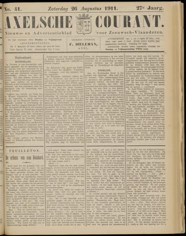 Axelsche Courant 1911-08-26