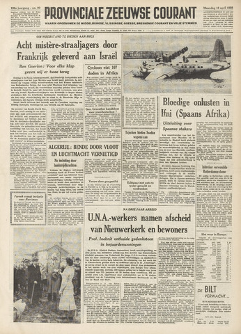 Provinciale Zeeuwse Courant 1956-04-16