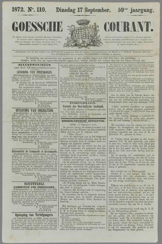 Goessche Courant 1872-09-17