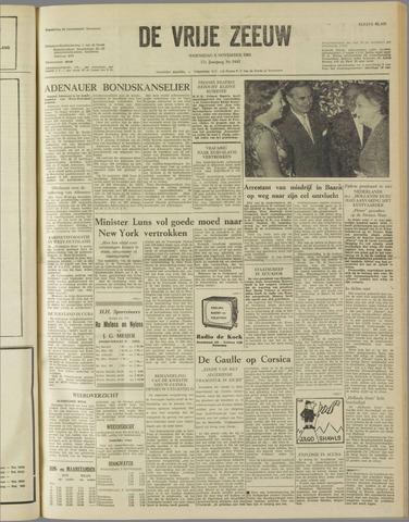 de Vrije Zeeuw 1961-11-08