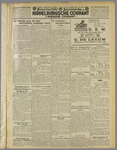 Middelburgsche Courant 1939-08-19