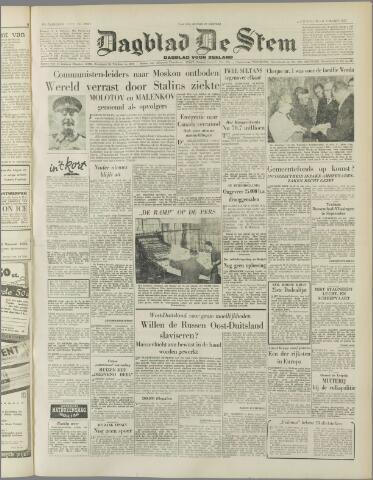 de Stem 1953-03-05