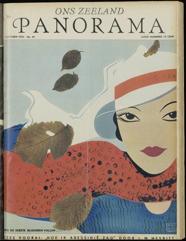 Ons Zeeland / Zeeuwsche editie 1935-10-03