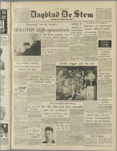 de Stem 1955-04-14