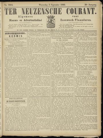 Ter Neuzensche Courant. Algemeen Nieuws- en Advertentieblad voor Zeeuwsch-Vlaanderen / Neuzensche Courant ... (idem) / (Algemeen) nieuws en advertentieblad voor Zeeuwsch-Vlaanderen 1890-09-03