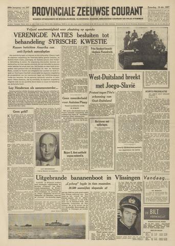 Provinciale Zeeuwse Courant 1957-10-19