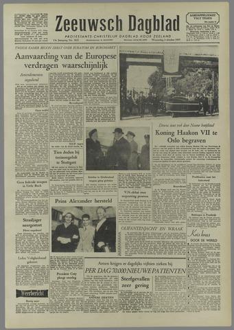 Zeeuwsch Dagblad 1957-10-02