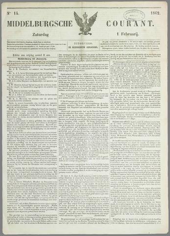 Middelburgsche Courant 1862-02-01