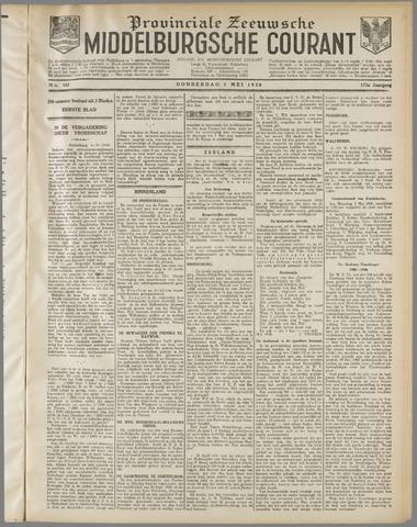 Middelburgsche Courant 1930-05-01
