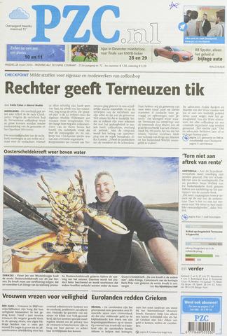 Provinciale Zeeuwse Courant 2010-03-26