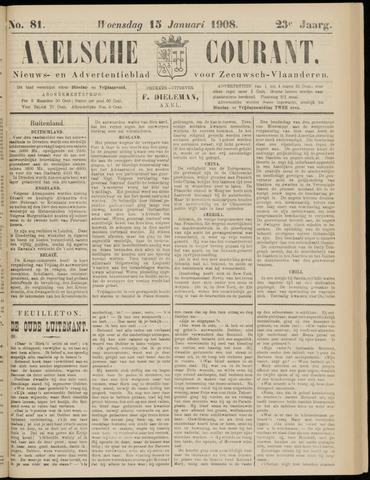 Axelsche Courant 1908-01-15