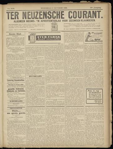 Ter Neuzensche Courant. Algemeen Nieuws- en Advertentieblad voor Zeeuwsch-Vlaanderen / Neuzensche Courant ... (idem) / (Algemeen) nieuws en advertentieblad voor Zeeuwsch-Vlaanderen 1929-10-09